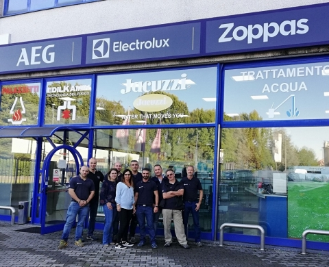 Assistenza electrolux AEG